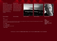 Demonstration website / colour by mood