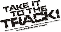 Take it to the Track logo
