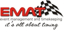 EMAT Event Management and Timekeeping logo