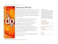 Demonstration website / multiple layouts